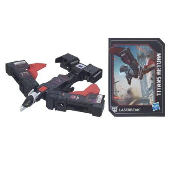 Transformers Generations Titans Return - Legends Class Laserbeak