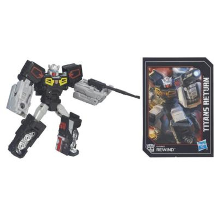 Transformers Generations Titans Return - Legends Class Rewind