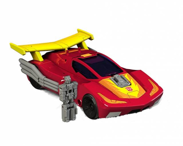 Transformers Generations Titans Return - Deluxe Wave 3 - Hot Rod