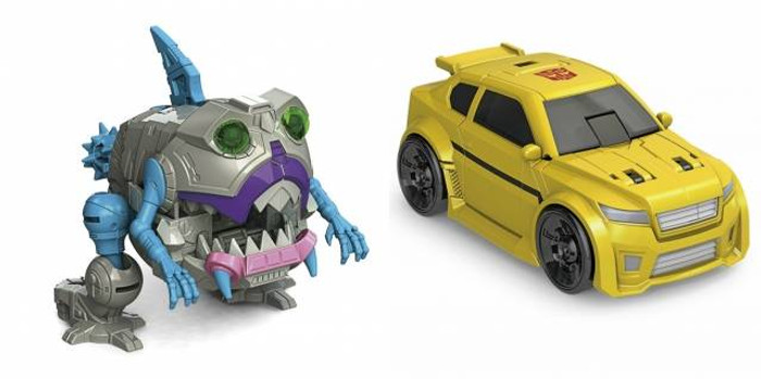 Transformers Generations Titans Return - Legends Class Wave 3 - Set of 2