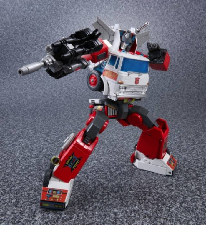 MP-37 Masterpiece Artfire