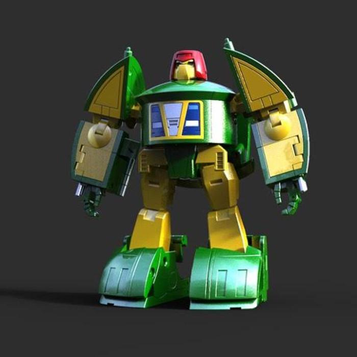 X-Transbots - MM-IX Klaatu