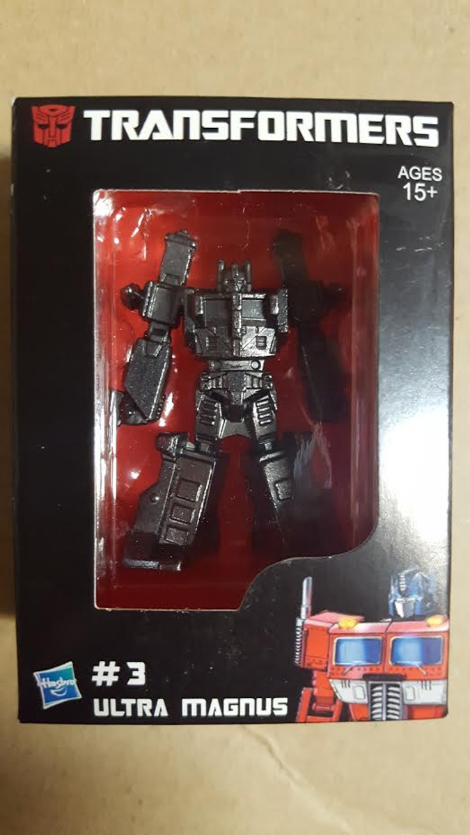 Masterpiece Grapple Promo Item: Diecast Ultra Magnus