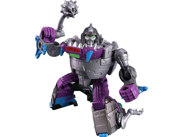 Takara Transformers Legends - LG44 Sharkiton & Sweeps