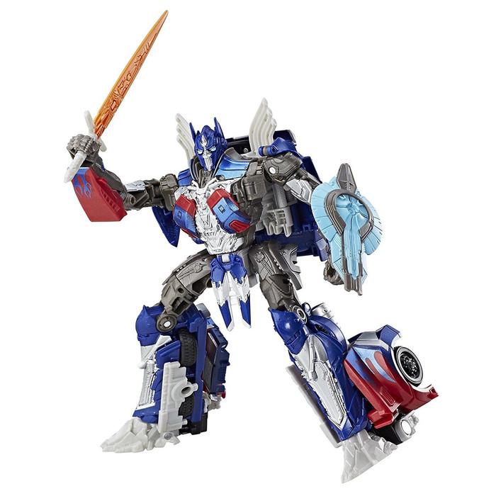 Transformers The Last Knight - Premier Edition Voyager Optimus Prime (Hasbro)