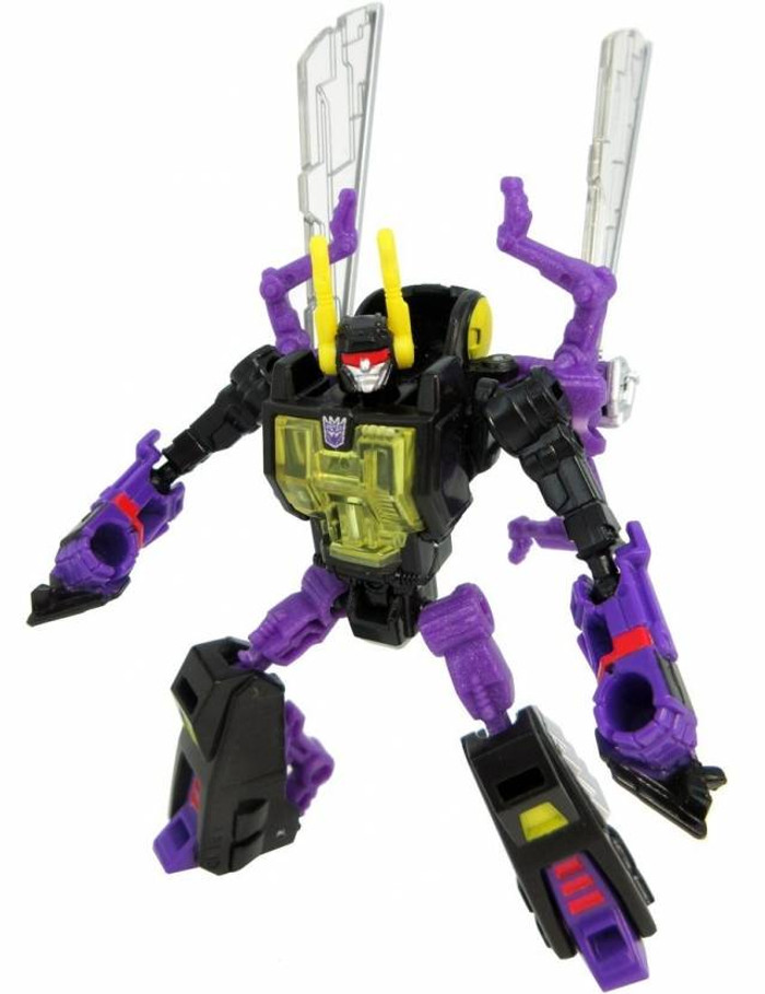 Takara Transformers Legends - LG47 Kickback and Crowbar