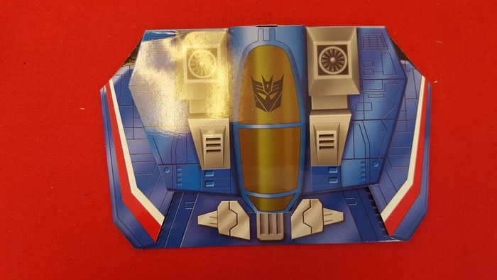 MP-11T Masterpiece Thundercracker Coin