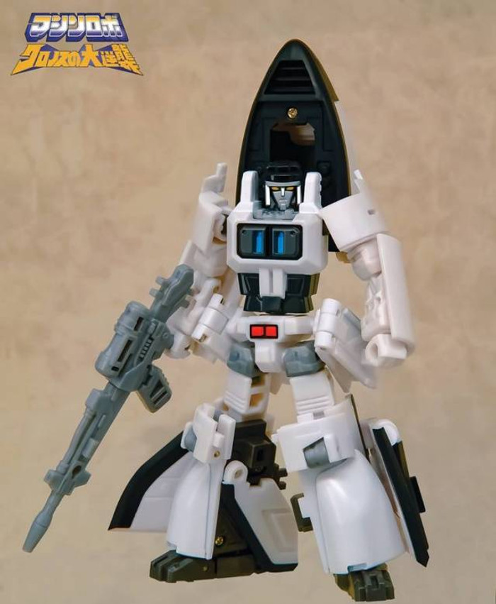 Machine Robo - MR-07 - Shuttle Robo (Gobots Reboot)