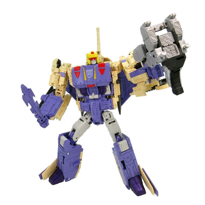 Takara Transformers Legends - LG59 Blitzwing