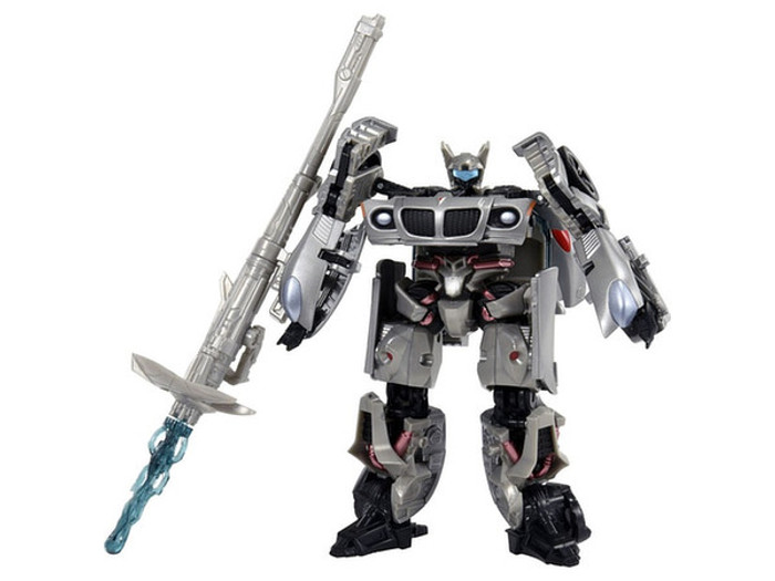 Transformers Movie 10TH Anniversary - MB-12 Jazz