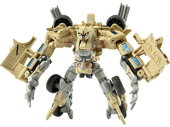 Transformers Movie 10TH Anniversary - MB-13 Bonecrusher