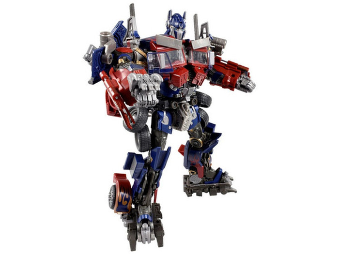 Transformers Movie 10TH Anniversary - MB-17 Optimus Prime (Revenge Version)