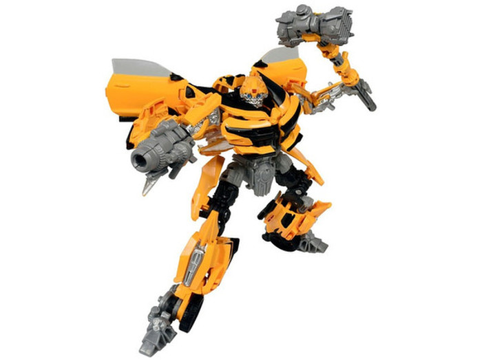 Transformers Movie 10TH Anniversary - MB-18 War Hammer Bumblebee
