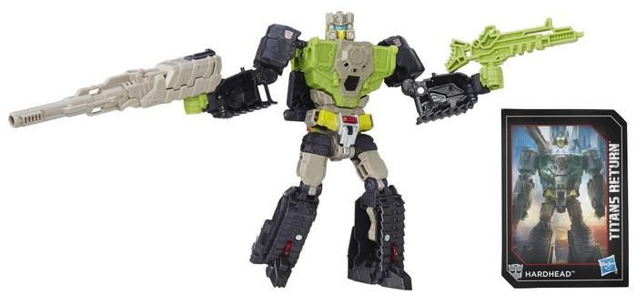 Transformers Generations Titans Return - Hardhead