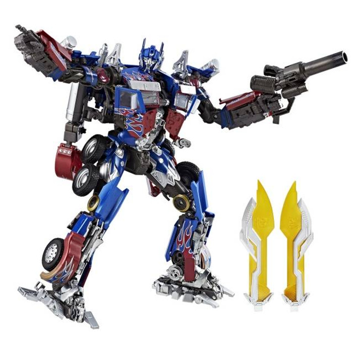 Masterpiece Movie Series - MPM-04 Optimus Prime - Takara Tomy Version
