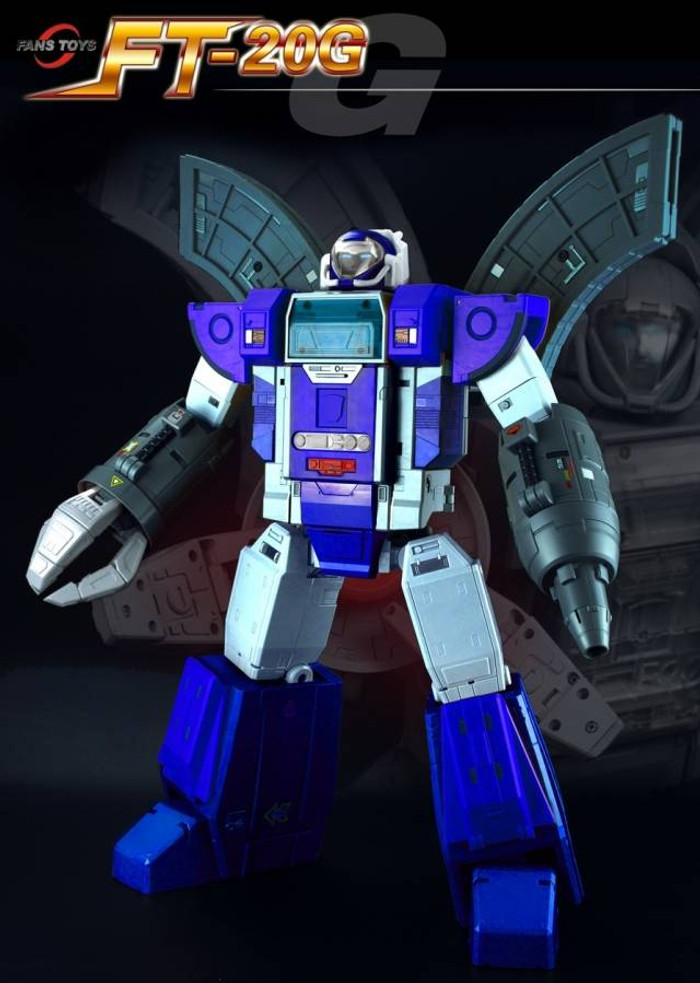 Fans Toys - FT-20G - Terminus Giganticus - Limited Edition