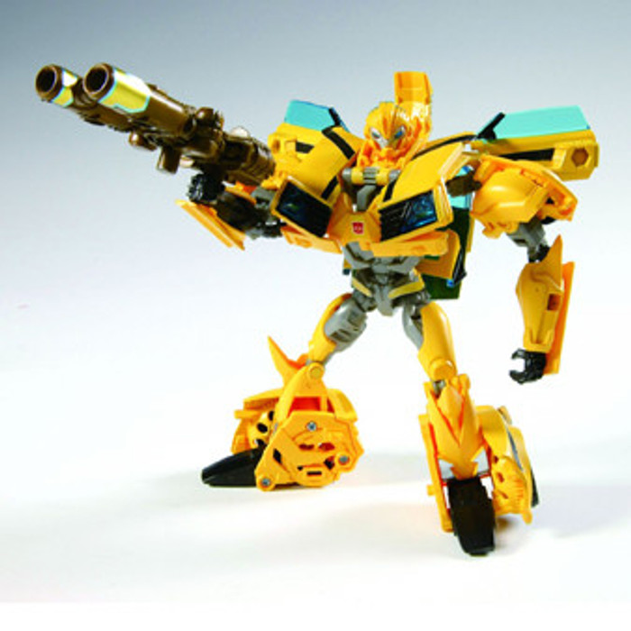 AM-02 Bumblebee with Micron Arms
