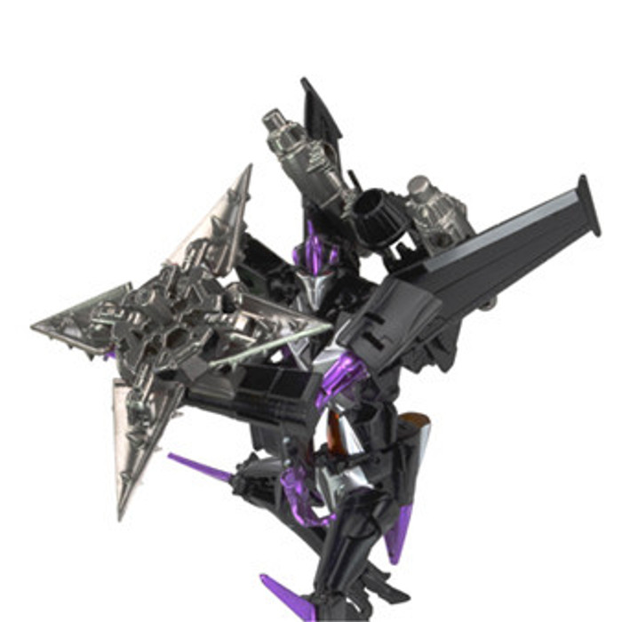 AM-06 Skywarp with Arms Micron