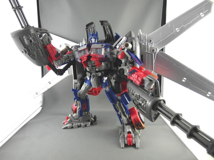 DA-15 Jet Wing Optimus Prime