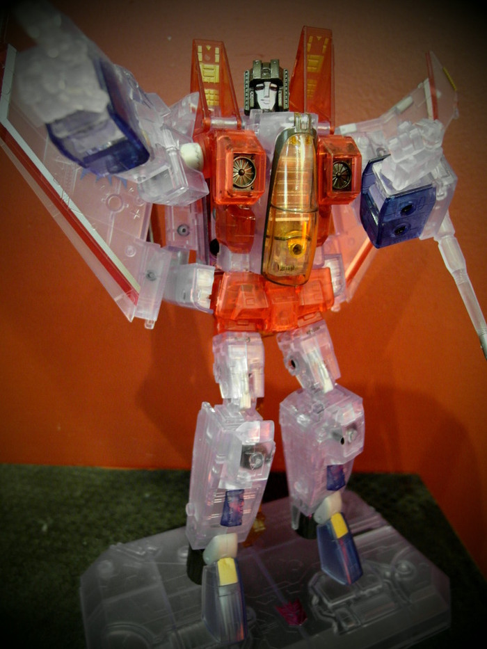 E-Hobby Masterpiece Ghost of Starscream