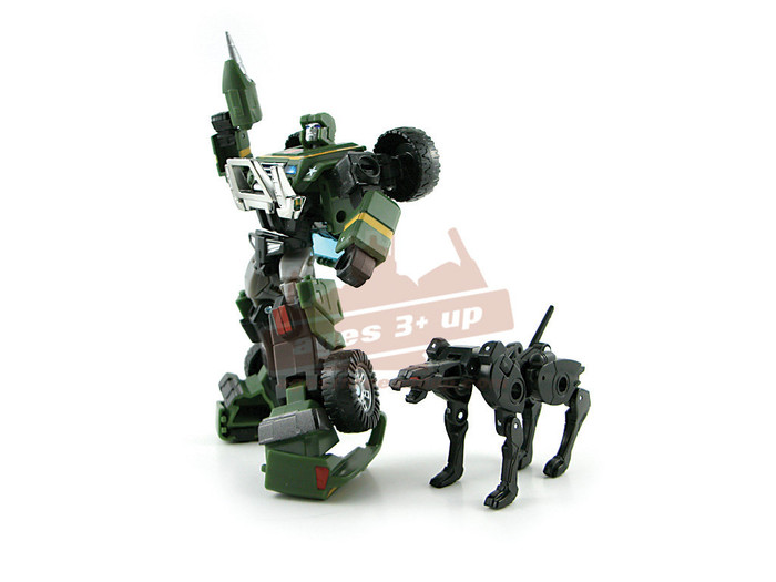 Henkei C-13 Hound with Ravage