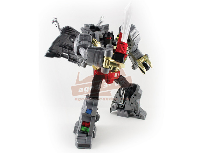 MP-08 Masterpiece Grimlock