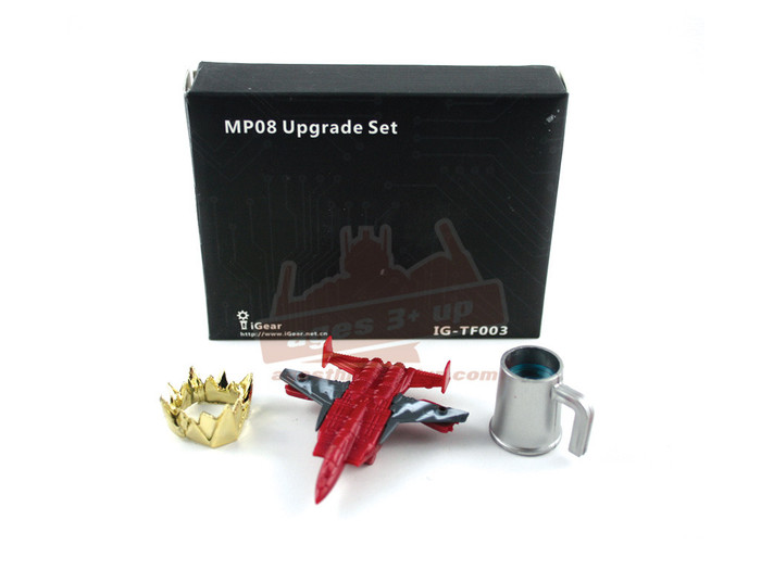 MP-08 Grimlock Upgrade Set