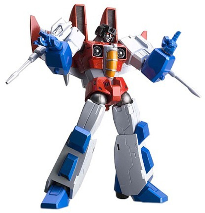 Revoltech 046 - G1 Starscream Action Figure