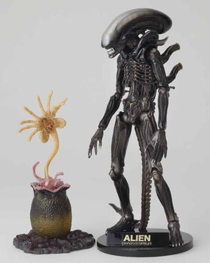 Sci-Fi Revoltech 001 - Alien