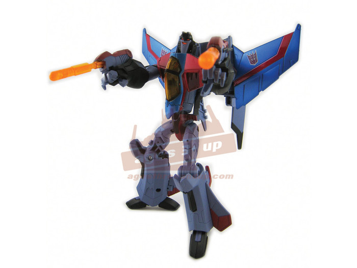 TA-07 Animated Starscream (Voyager Class)