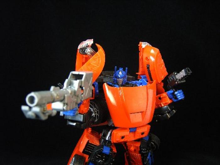TFX ABT-01 (BT-22 Optimus Transforming Gun and Matrix)