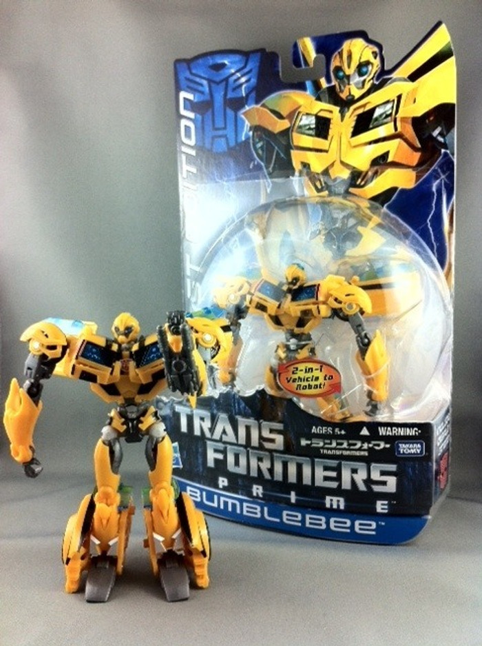 First Edition Bumblebee (Japan Color Exclusive)