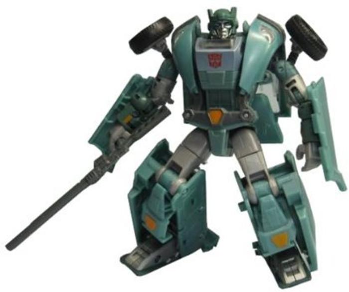 UN-17 Autobot Kup