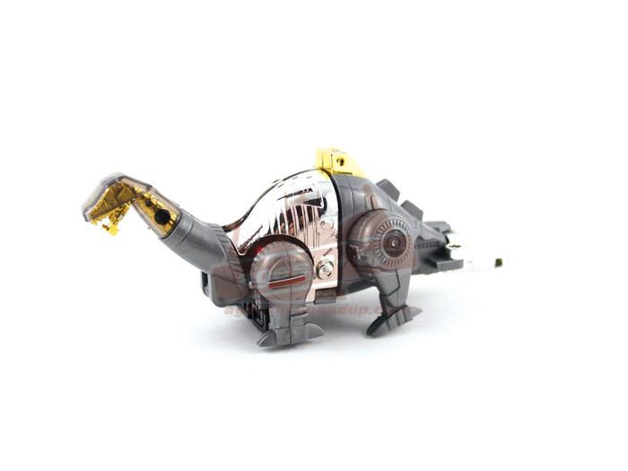World's Smallest Dinorobots - Jungle Warrior Sludge