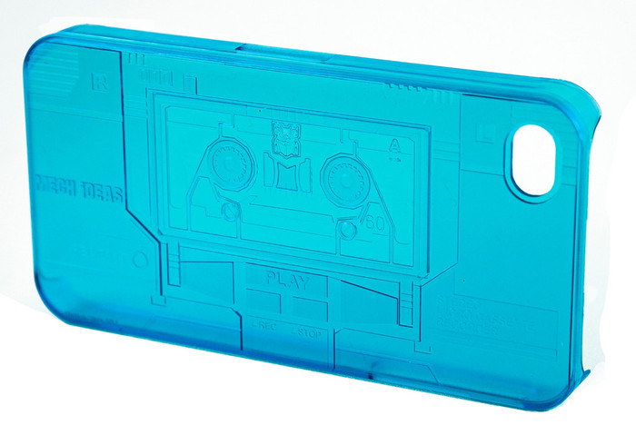 Mech Ideas - Cassette Player Inspired iPhone Cases