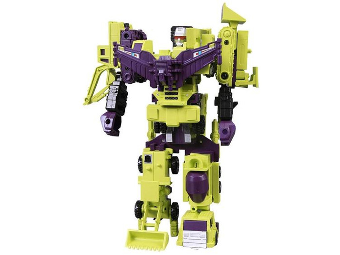 Encore 20A - Devastator (Animated Version)