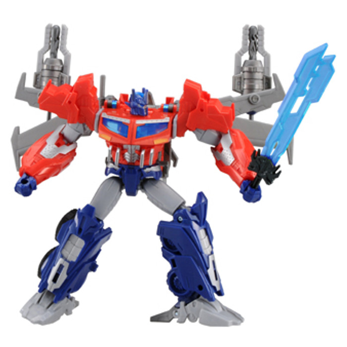 Transformers Go! - G11 Hunter Optimus Prime (Takara)
