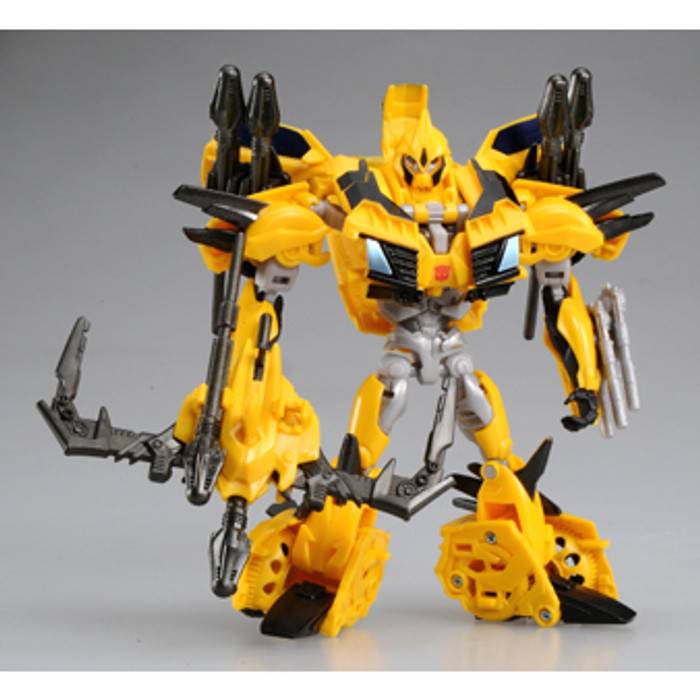 Transformers Go! - G14 Hunter Bumblebee (Takara)