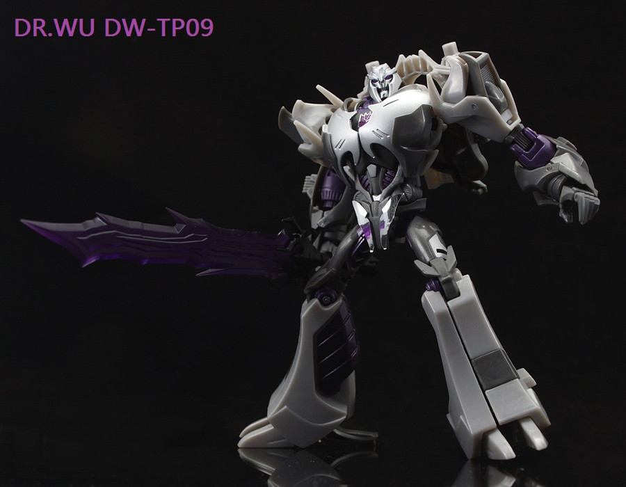 Dr. Wu - Dark Star Saber