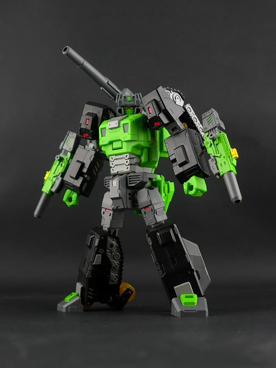 ToyWorld - TW-H01 Hardbone