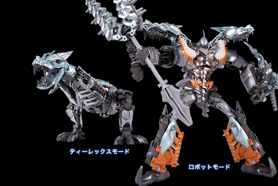 Transformers Age of Extinction - AD20 Black Knight Grimlock Grimlock (Takara)