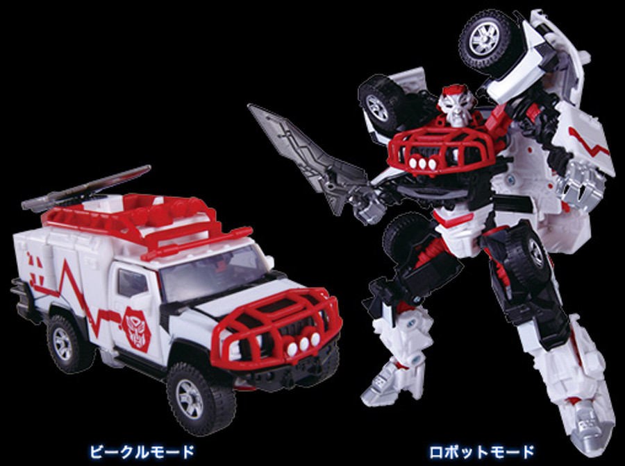 Transformers Age of Extinction - AD15 Rachet (Takara)