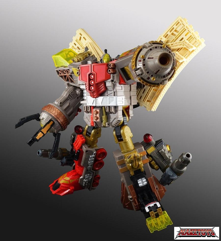 Maketoys - City Bot - Armageddon Upgrade