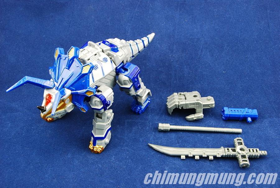 TFC - Dinosaur Robo Set of 5