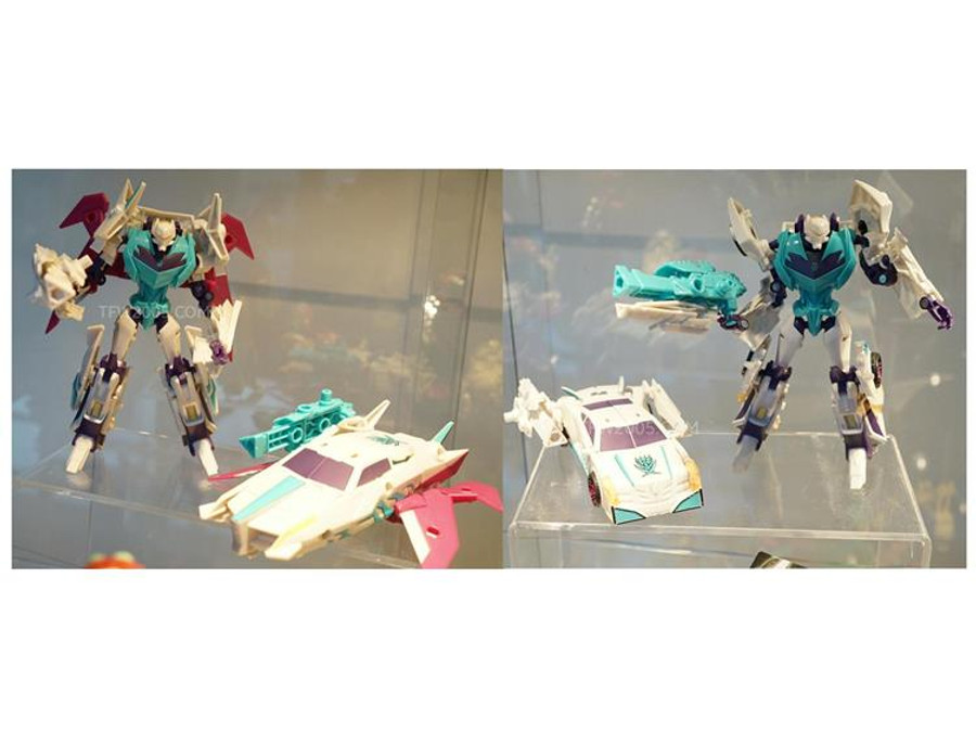 Botcon 2014 Exclusive Vehicon Pounce & Wingspan Two Pack - Loose
