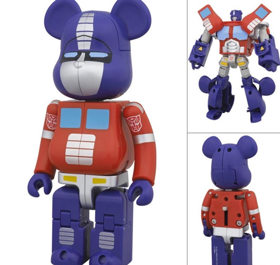 Bearbrick - Transformers Figure - Optimus Prime