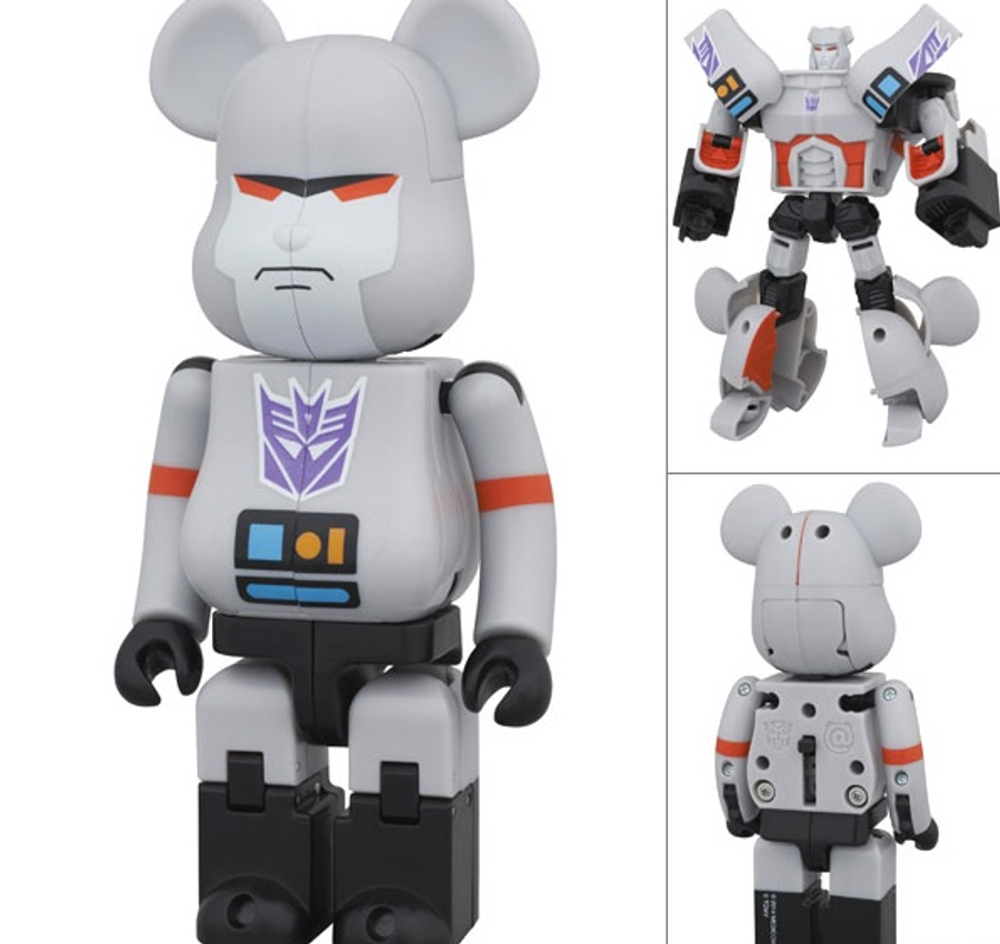 Bearbrick - Transformers Figure - Megatron