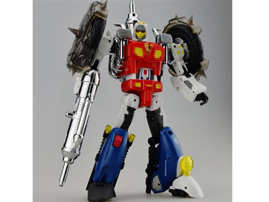 DX9 / Unique Toys - Salmoore