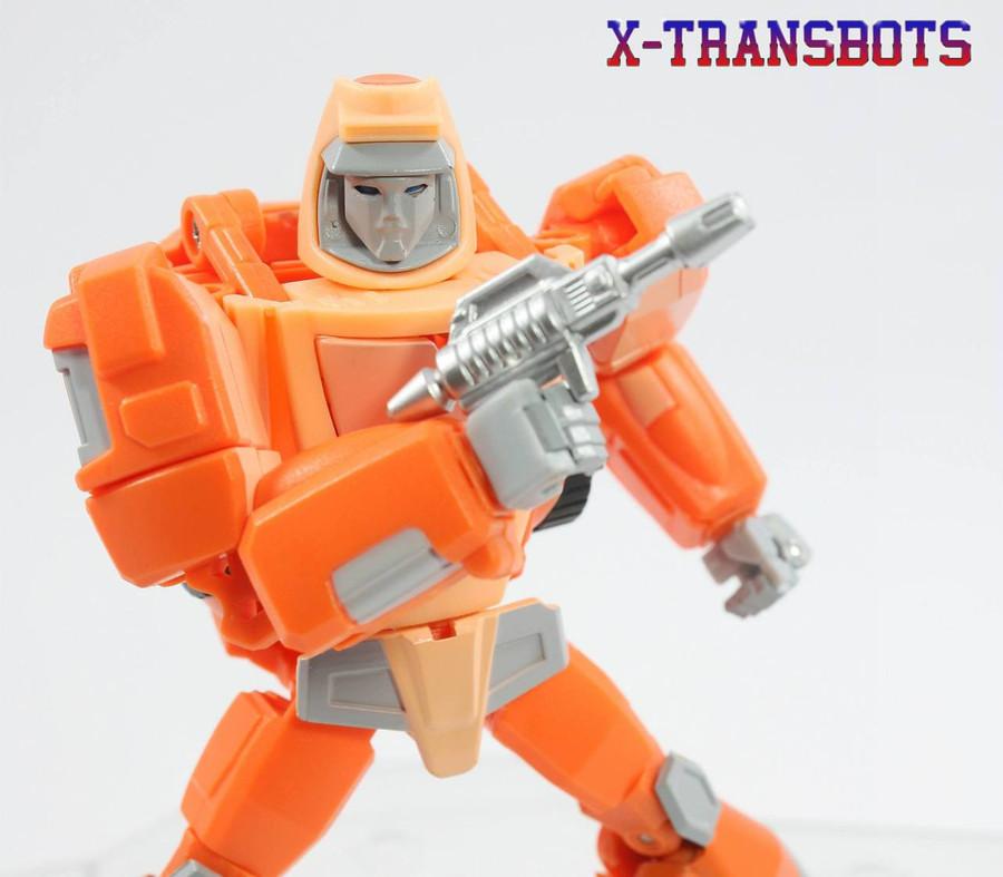 X-Transbots - Ollie