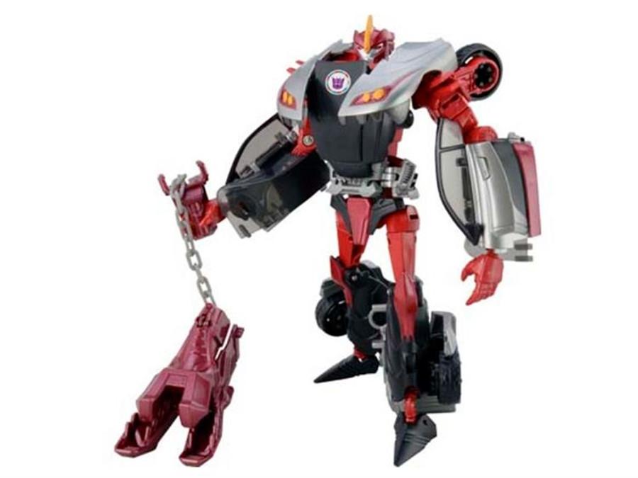 Transformers Adventure - TAV-11 Buradinoout (Bloody Knock Out)